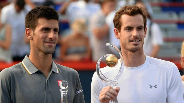 Novak Djokovic and Andy Murray head into the first major of 2016 ranked number one and two in the world respectively.