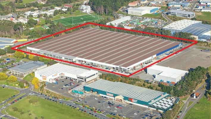 b83c4fd938f61 The enormous former Todd Motors factory site in Porirua - now leased out to  private companies