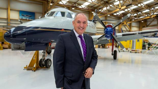 Air nz launches 8m training facility in christchurch - Chief operating officer qualifications ...