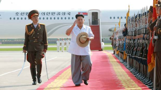 North Korean leader Kim Jong Un is again threatening to launch attacks on the United States.
