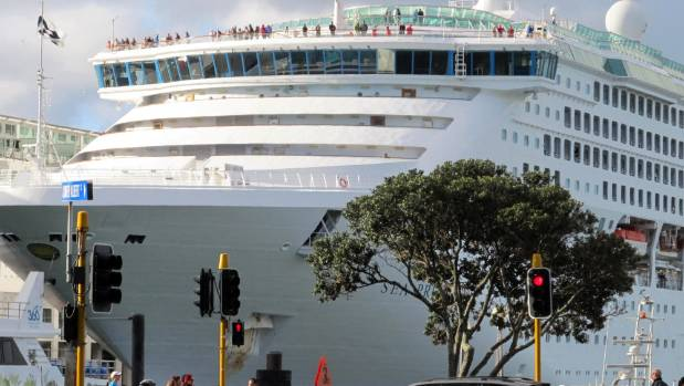 Cruise NZ Expects Record Passenger Season In Stuffconz - Auckland cruise ship arrivals