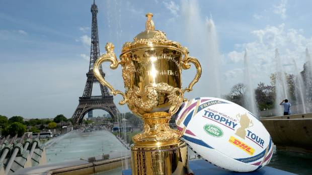 Ireland submits bid to host 2023 Rugby World Cup