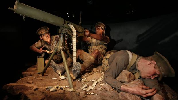 The dramatic Gallipoli - Scale of our War exhibition is on track to be the Te Papa's most popular. It's open until 2018, ...