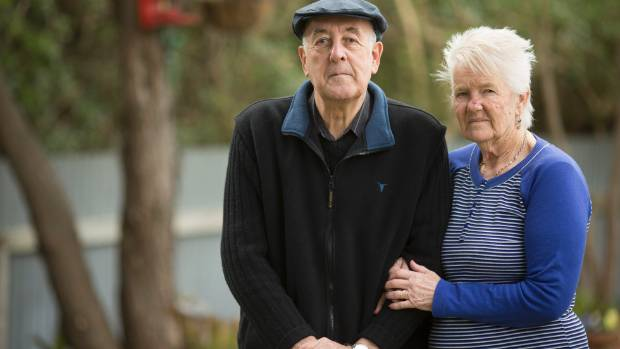 Hawkes Bay Couple Ken And Lois Smith Do Not Understand Why Has Been Denied A