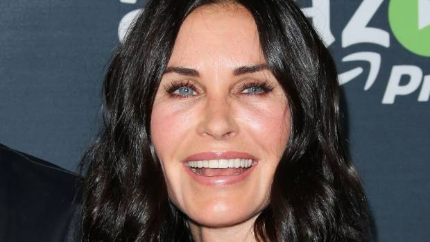 What Happened To Courteney Cox S Face Stuff Co Nz