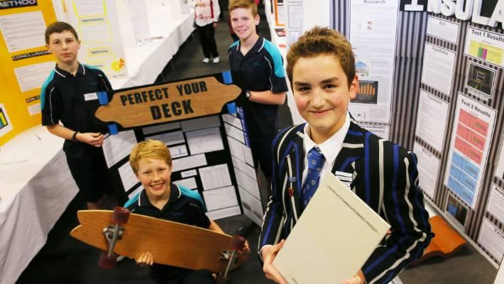 Kids Impress At Waikatos Annual Niwa Science Fair Stuffconz