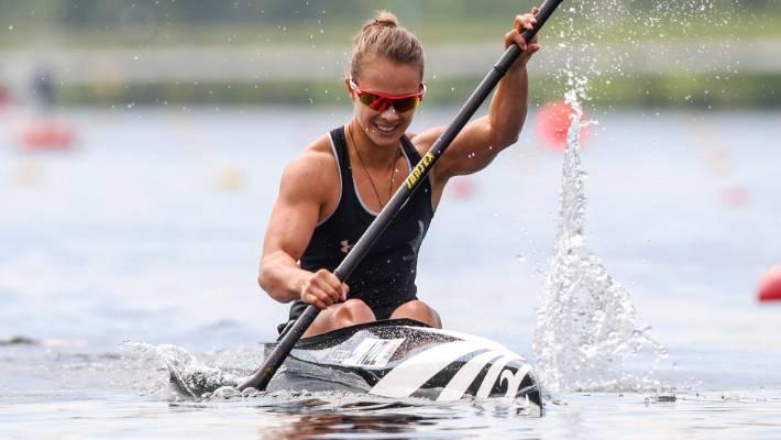 Lisa Carrington does the double at canoe sprint world championships |  Stuff.co.nz