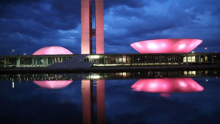 2b612c86212e10 The Brazilian National Congress by architect Oscar Niemeyer is now a UNESCO  World Hertiage site.