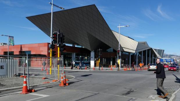 christchurch city centre is reviving at last