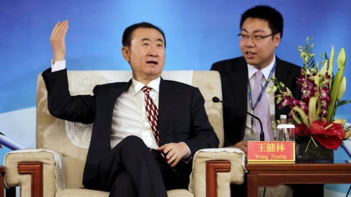 Asia's richest man Wang Jianlin loses US$3 6b in a day