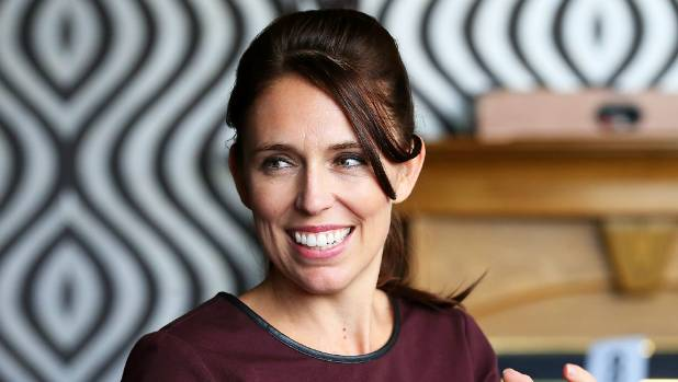 Jacinda Ardern Gallery: Jacinda Ardern: Much More Than A 'pretty Little Thing