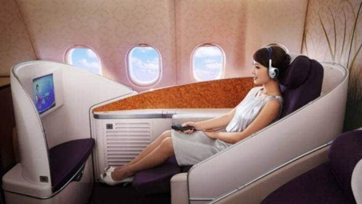 Business Class Flights Fancy Hotels Luxury Travel Experiences That Aren T Worth The Money Stuff Co Nz