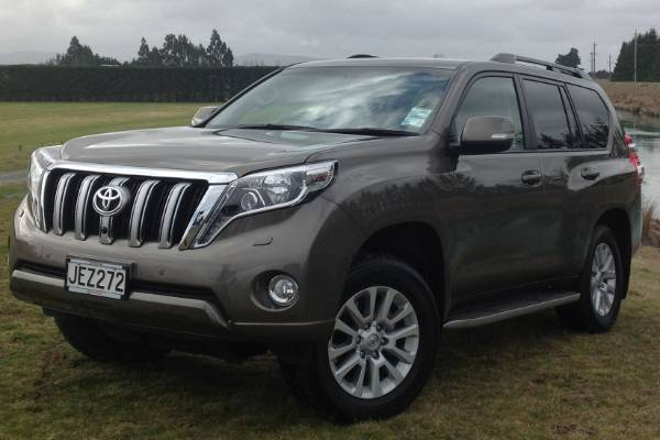 Facelifted Toyota Prado Arrives In Nz With New Engine Stuff Co Nz