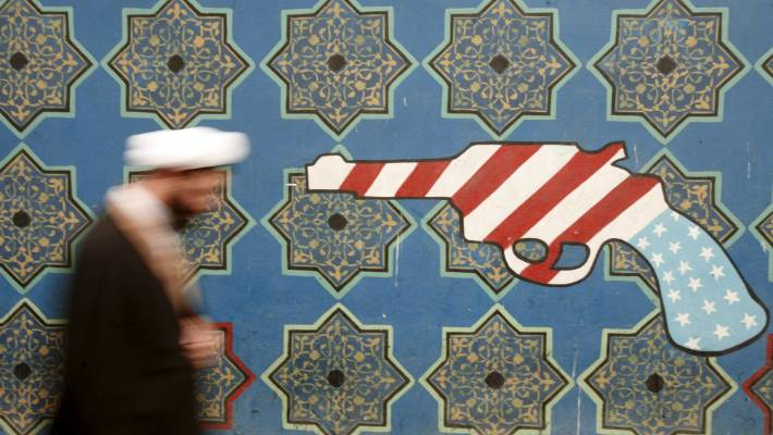The old US embassy, museum in Tehran: Inside the \'US den of ...