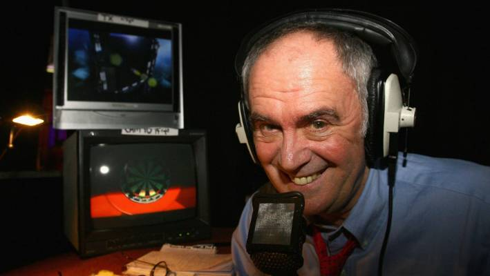 Voice of Darts: Classic one-liners from the Sid Waddell