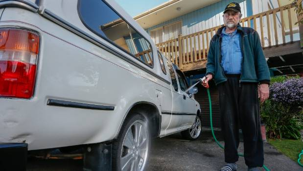 That wont wash porirua city council bans car washing on driveways basil vangellekom is planning to ignore porirua city councils bylaw banning him and other residents from solutioingenieria Gallery