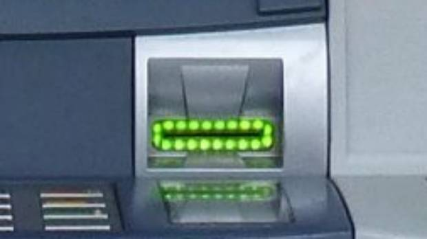 Kiwibank ATMs should not have a bulky card slot, if a big sleeve is visible or the card slot looks different there might ...