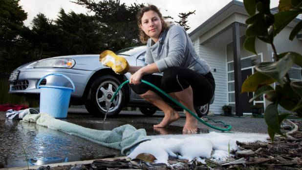 Local Car Wash >> Porirua council embraces car wash ban backlash as a chance ...