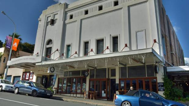 Devonport's 103-year-old Victoria Theatre is believed to be New Zealand's oldest purpose-built theatre still standing.