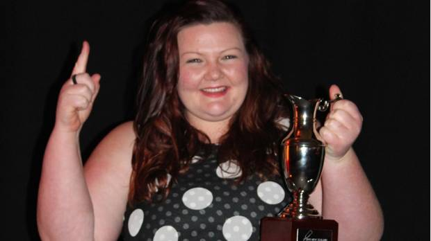 Young Winemaker of the Year Lauren Swift, originally from Marlborough, is the winemaker at Ash Ridge Winery, Hawkes Bay