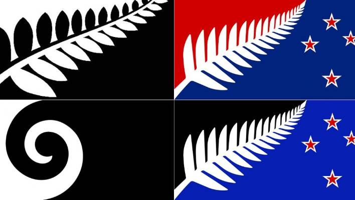 What Twitter said about the final four New Zealand flag