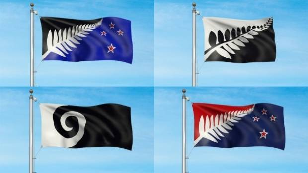 The government's Flag Consideration panel have chosen four from the 10,292 alternative designs