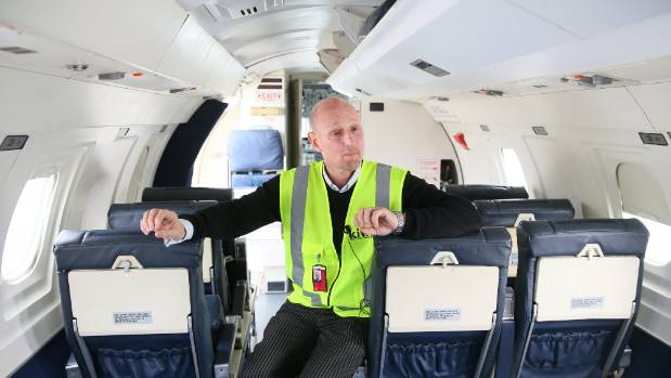 Ewan Wilson will be spending more time on his airline after he retires from city politics after 15 years.