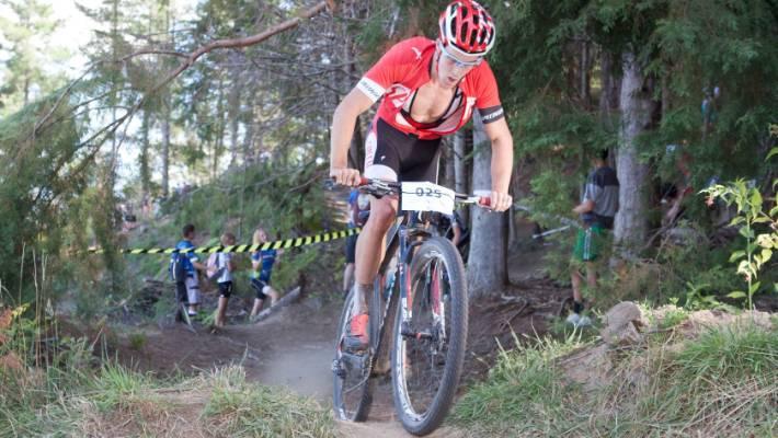 Kiwi rider Sam Gaze claims silver at mountain bike world championships dd263b1ae