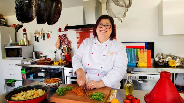 My Home Chef owner-operator Rita Yosef says popular cooking shows such as MasterChef and My Kitchen Rules can have a ...