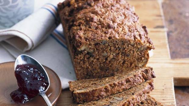 Recipe wholewheat walnut loaf stuff next food wine story forumfinder Image collections