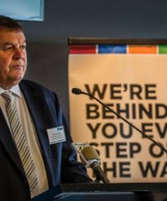 Peter Townsend, chief exeuctive of the Canterbury Employers' Chamber of Commerce, says 2016 will be a big year for ...