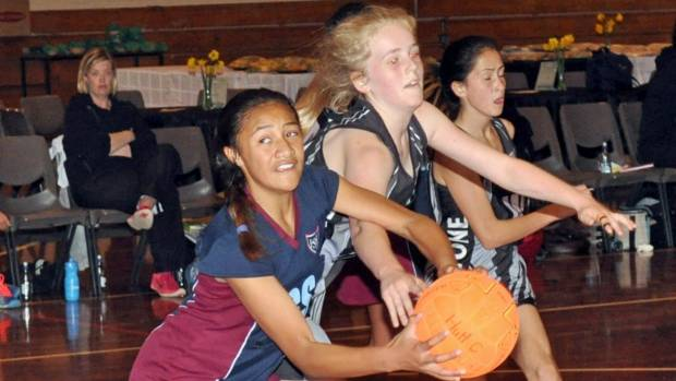 Hutt Player of the Day Jenna-Rose Mafua.