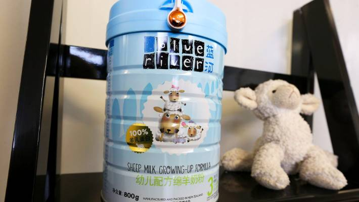 Blue River Dairy gets Chinese certification for baby formula | Stuff