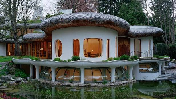 the most unusual homes around the world