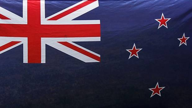 """Attorney-General Chris Finlayson says a theory about the Union Jack on New Zealand's flag in """"nuts""""."""