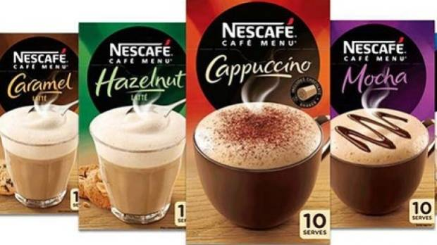 Cold Nescafe Cake Recipe