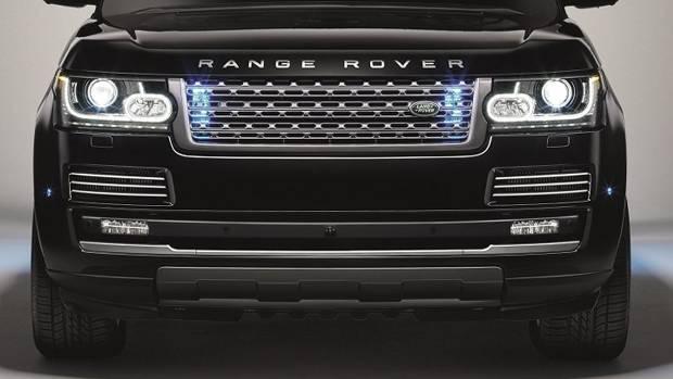 Range Rover hints at sports car development