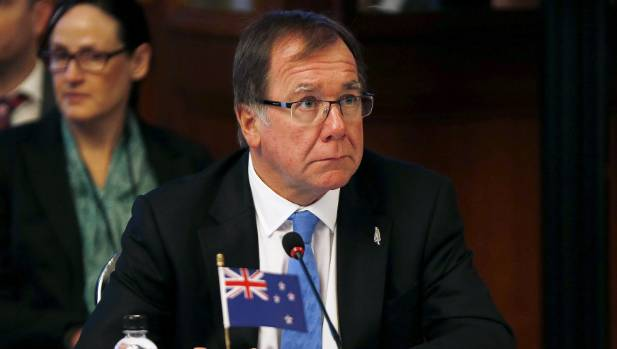 """Foreign Minister Murray McCully: """"Until members of this Council learn to cooperate to broker these compromises, we will ..."""
