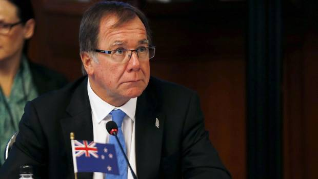 Foreign Minister Murray McCully: Scores highly but is he burnt out after a huge year?