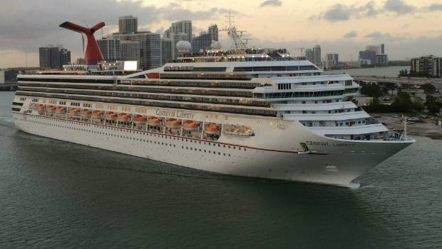 Fourth Carnival Cruise Ship Fails Inspection Over Dirty Conditions - Cruise ship trouble