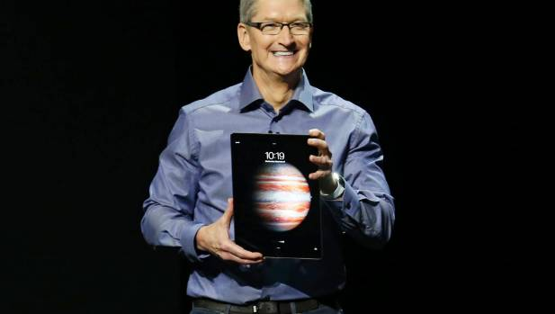 Apple are never going to build another iPhone, and that scares them.