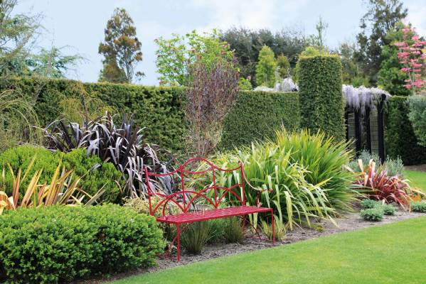 20 gardens gardening attractions around christchurch for Grow landscapes christchurch