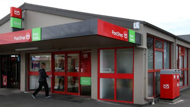 Kiwibank plans to open its first stand alone branch in Hamilton rather than sharing premises with NZ Post Shops.