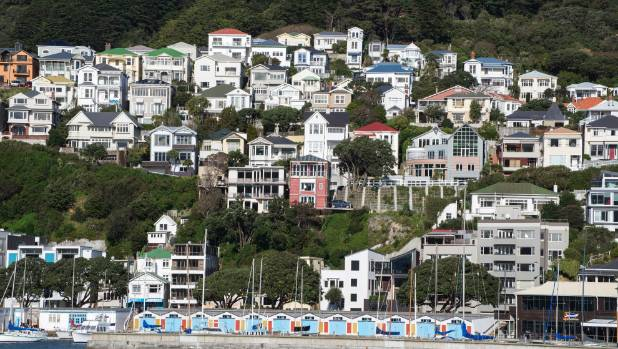 In Wellington, values are rising at a pace not seen since before the previous peak of 2007.