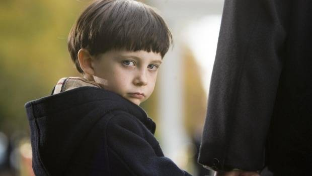 Psychopathic child Damien in the 2006 remake of The Omen. Researchers have found psychopathic traits in 10 per cent of ...
