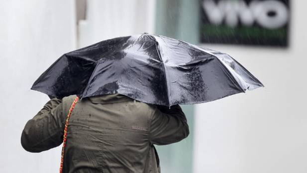 Showers continue for most parts of the country although heavy rain is easing