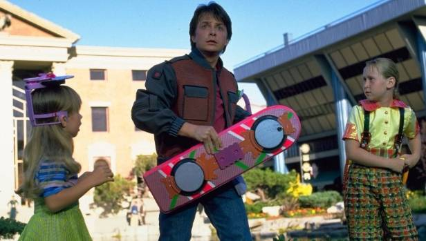Some of the technological marvels Marty McFly finds in small-town California on October 21, 2015 have more-or-less come ...