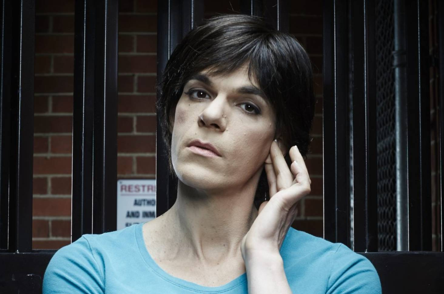 Wentworth actor Socratis Otto talks about playing a transgender person