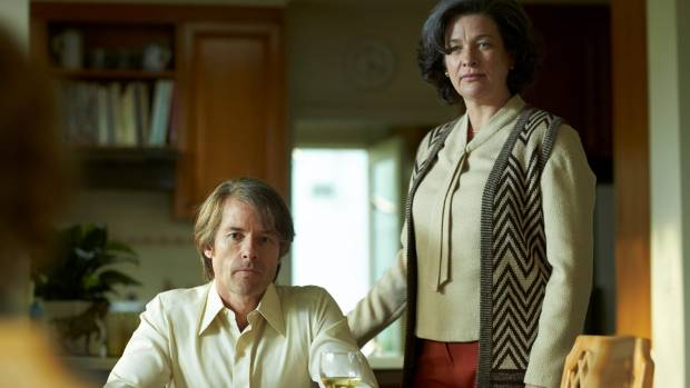 Kerry Fox stars alongside Guy Pearce and a host of other Australian acting talent in Holding the Man.