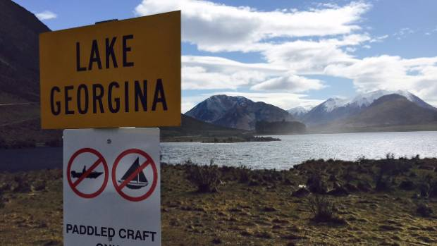 In four of the past 10 years, Environment Canterbury has described Lake Georgina in the upper Rakaia high country as ...